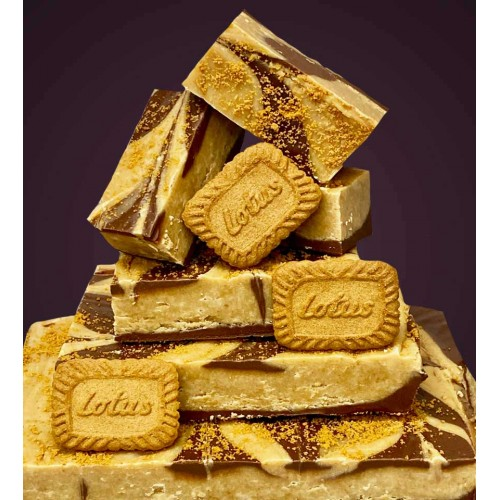 Lotus Biscoff & Chocolate