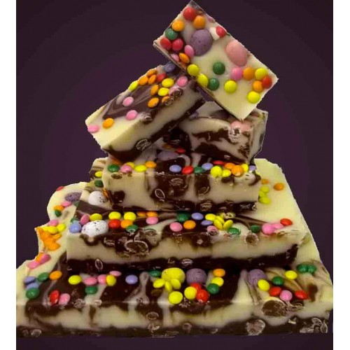 Chocolate Junk Yard