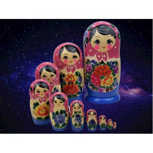 Matryoshka Stacking Doll